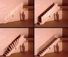 Dekoration: Die Treppe