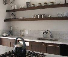 Weiter mit der Dekoration von kleinen Räume + minimalitischer Küche